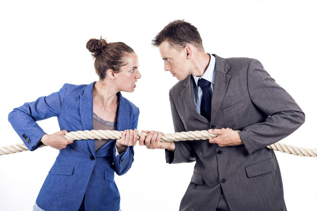 Competition-Between-Man-and-Woman-iStock_000046255998_Medium