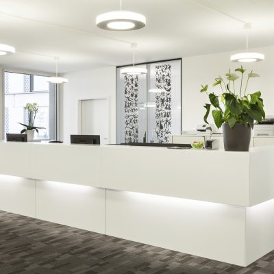 Making an Entrance: How to Perfect Your Office Reception