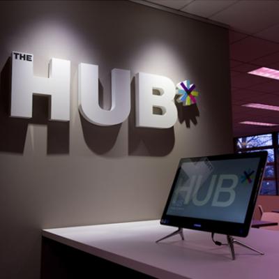 Officescape Case Study: Taylor Vinters, The Hub