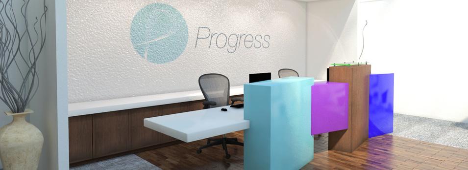 creative office refurbishment in London