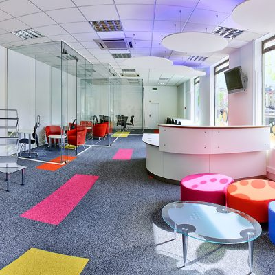 An Attractive Office Makes You More Productive