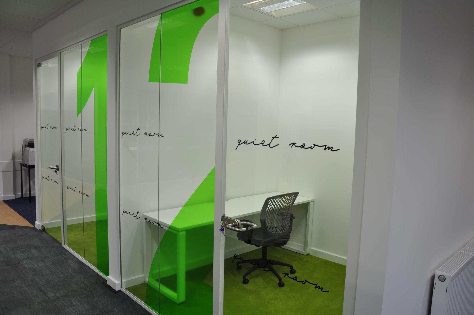Quiet Space In Office