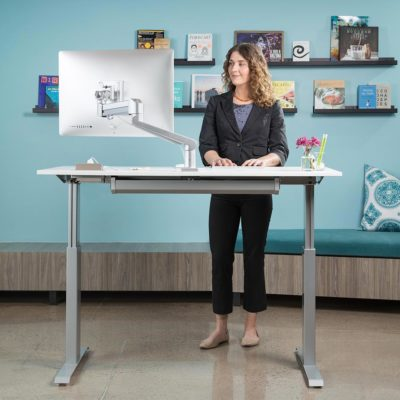The Benefits of a Sit-Stand Desk