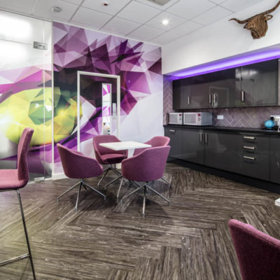 Designing Your Office for Employee Wellbeing and Engagement