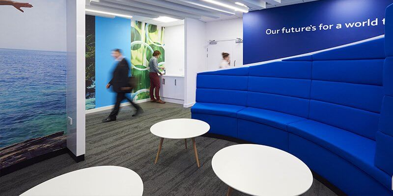 office design soft seating