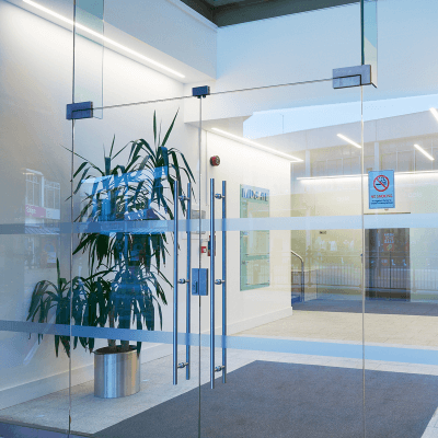 workplace consultants, office design and office fit out example 2