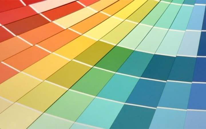 Office paint colors.