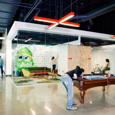 Inspiration from the Coolest Offices in the World
